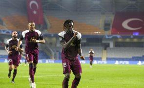 LC: Paris Saint-Germain ganha na Turquia com Danilo como central