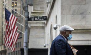 Pandemia provoca em Wall Street a queda mais forte desde junho
