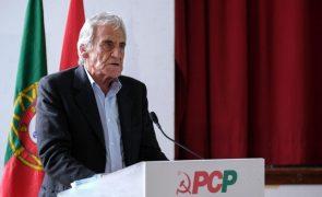 Covid-19: PCP evita falar de recolher obrigatório e alerta para respeito dos direitos