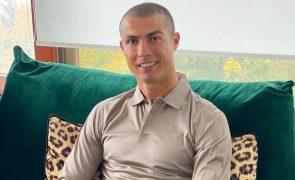 Virologista goza com Cristiano Ronaldo