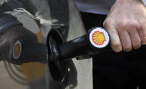 Shell contabiliza prejuízo superior a 15.000 ME até setembro