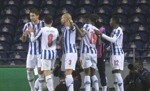 FC Porto perde em Paços de Ferreira por 3-2 para a I Liga [vídeos]