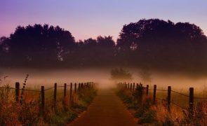 Meteorologia: Previsão do tempo para sábado, 31 de outubro