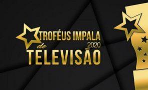 Troféus Impala de Televisão 2020. Vencedor da categoria Melhor Programa Desportivo recebe prémio