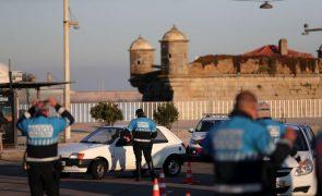 Covid-19: Fiscalização à circulação entre concelhos motiva protestos no Porto