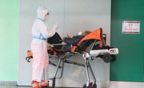 Covid-19: Mais 46 mortes e 2506 infetados nas últimas 24 horas em Portugal