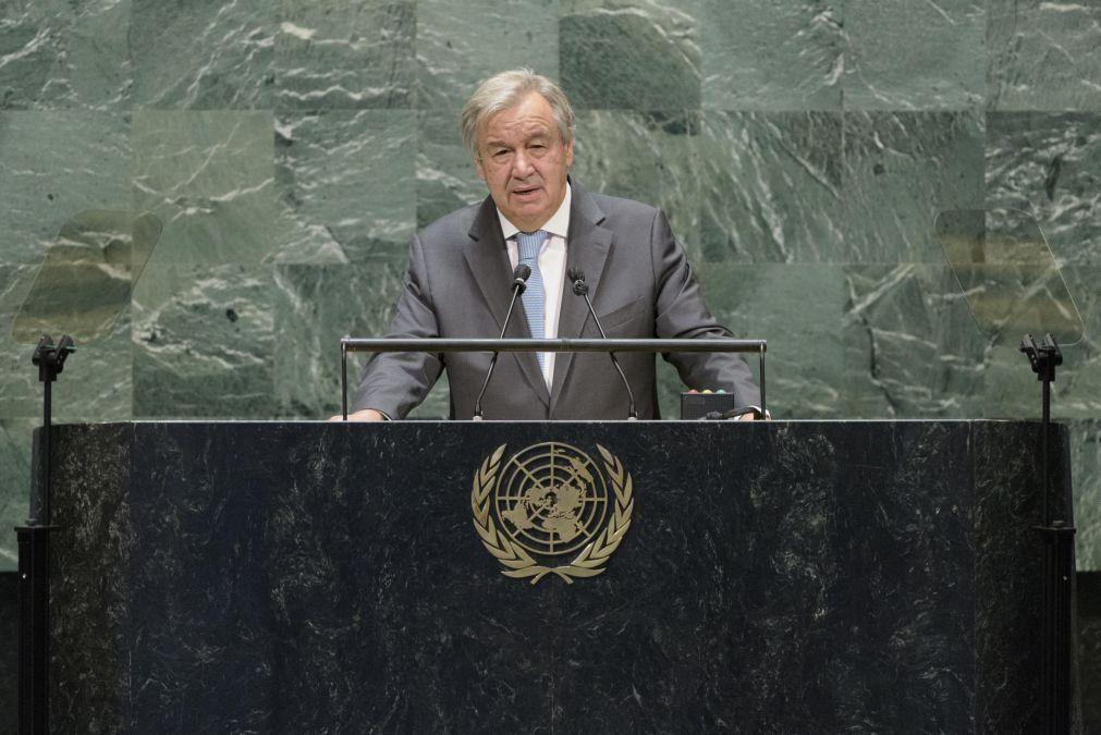 Secretário-geral das Nações Unidas apela para eleições pacíficas na Costa do Marfim