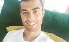 Cristiano Ronaldo Recuperado da Covid-19