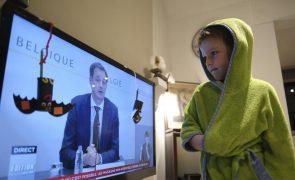 Bélgica anuncia confinamento