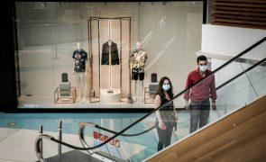 Covid-19: Setor dos centros comerciais não suporta novas paragens de atividade
