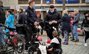 Covid-19: Alemanha atinge novo máximo nas últimas 24 horas com mais 19.059 contágios
