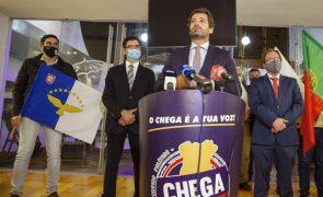 Covid-19: Tribunal recusa providência cautelar do Chega contra restrições à circulação
