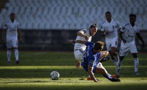 Belenenses SAD empata frente ao Farense no último lance do jogo [vídeo]