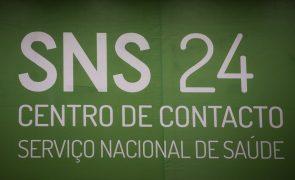 Linha SNS24 passa a emitir declaração para justificar faltas ao trabalho