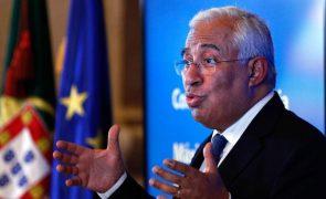 Covid-19: PM aponta consenso sobre ser prematuro discutir confinamento em dezembro