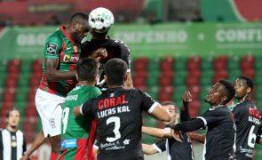 Marítimo e Nacional empatam sem golos no dérbi madeirense [vídeo]
