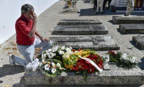 Covid-19: Maioria dos cemitérios abertos mas com restrições e proibições