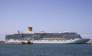 Covid-19: Governo prolonga interdição aos cruzeiros até 14 de novembro