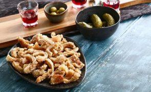 Courato frito Sabores de Portugal em apenas 30 minutos!