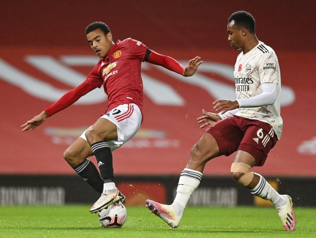 Arsenal quebra jejum de 14 anos e ganha em casa do Manchester United