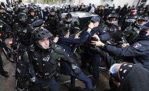 EUA/Eleição: Autoridades estão preocupadas com ações de violência organizada