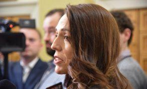 Primeira-ministra da Nova Zelândia anuncia Governo centrado na recuperação económica