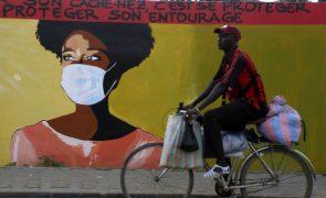 Covid-19: África com mais 307 mortes e um total de 1.794.507 casos de infeção