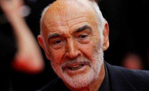 Mulher de Sean Connery revela como o ator morreu