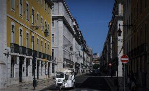 Covid-19: Comerciantes da Baixa de Lisboa temem