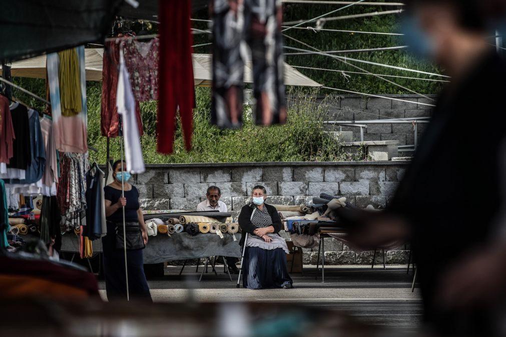 Covid-19: Mercados e feiras podem funcionar com autorização das autarquias