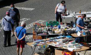 Covid-19: Feiras e mercados de levante mantêm-se abertos em todos os municípios da AML