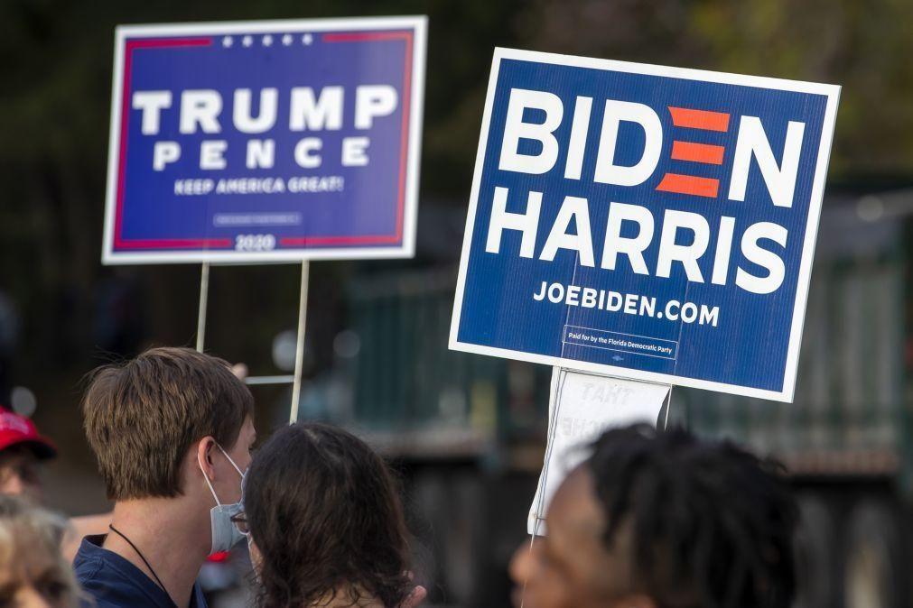 Trump fala em votação viciada, Biden aposta em 'roubar' estados republicanos