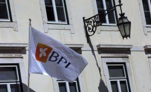 Banco BPI reduz lucro em 66% para 85,5 ME até setembro
