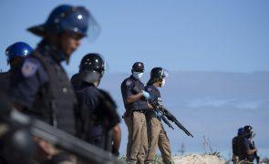 Pelo menos oito mortos em tiroteio nos arredores da Cidade do Cabo