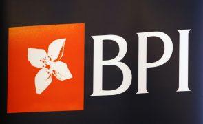 Covid-19: BPI tem 108 mil contratos de crédito com moratórias num valor de 6,1 mil ME