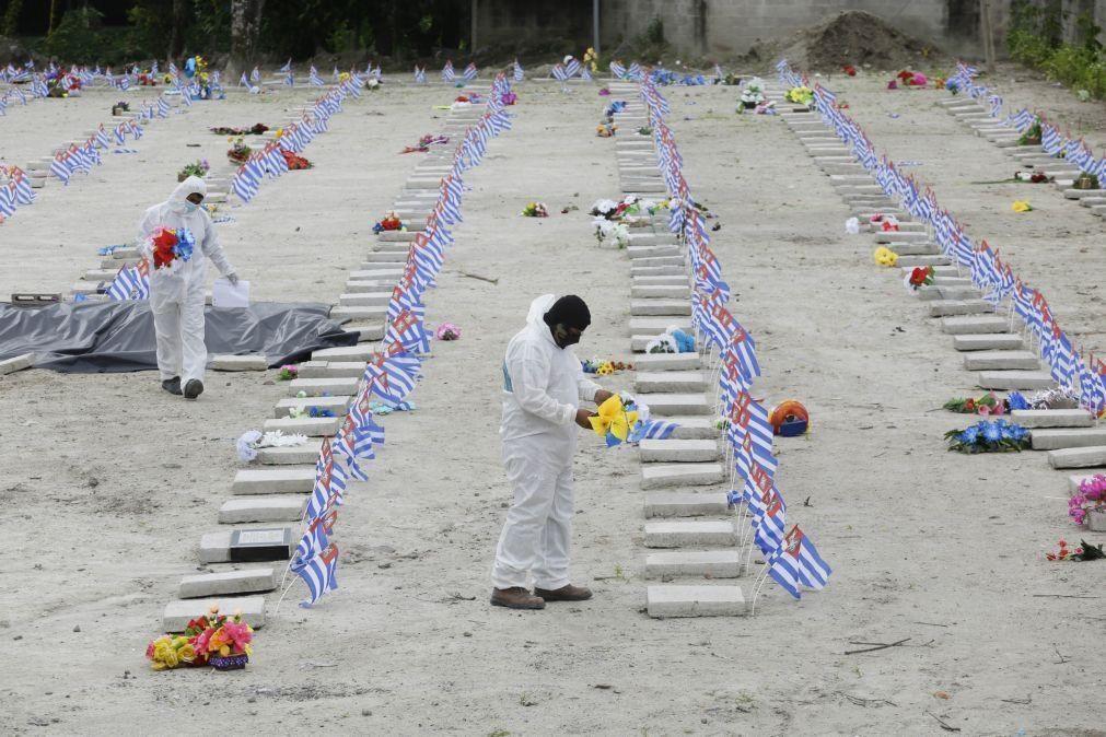 Covid-19: Pandemia do novo coronavírus já matou 1.206.525 no mundo