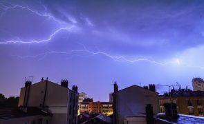 Meteorologia: Previsão de tempo com chuva e trovoada para hoje
