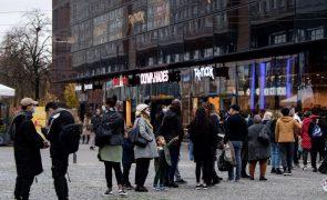 Covid-19: Mais de 11 milhões de casos na Europa - AFP