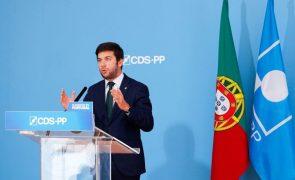 PR assegurou que não haverá requisição civil na saúde -- líder do CDS