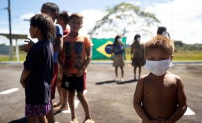 Mais 243 mortos por covid-19 e 11.843 casos de infeção confirmados no Brasil