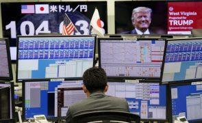 Bolsa de Tóquio abre a ganhar 1,50%