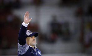 Maradona operado com sucesso a hematoma subdural