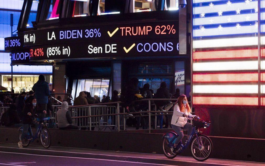 EUA/Eleições: Trump acusa democratas de tentarem
