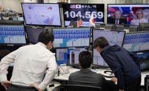 Bolsa de Tóquio fecha a ganhar 1,72%