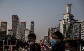 Covid-19: China soma dois casos locais e 15 oriundos do exterior