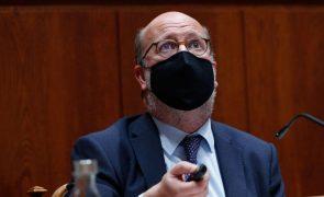 Covid-19: Ministro do Ambiente em isolamento após contacto de risco
