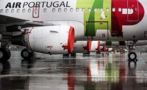 TAP está a negociar devolução de alguns aviões - ministro