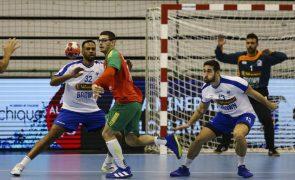 Portugal estreia-se com triunfo sobre Israel no apuramento para o Europeu de andebol