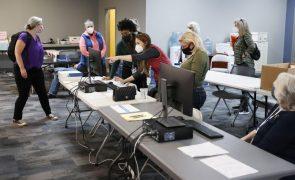 EUA/Eleições: Três lusodescendentes reeleitos para o congresso e dois ainda em disputa