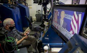 EUA/Eleições: Projeções CNN, CBS e NBC e FOX apontam para vitória de Biden no Michigan